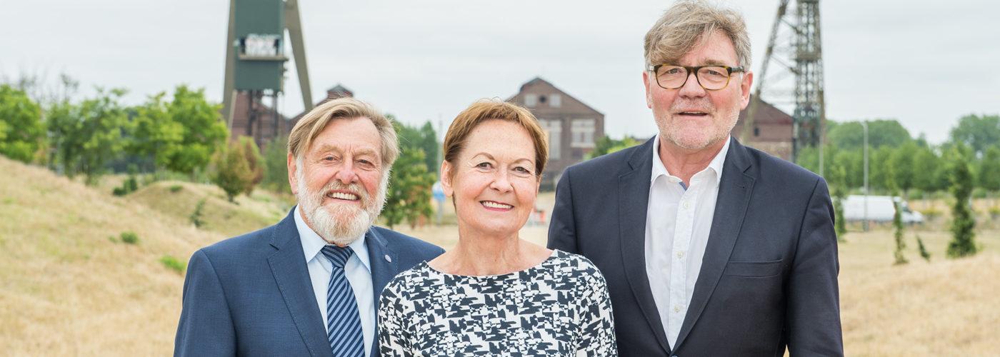 Stiftungsvorstand und Stiftungsrat der Bürgerstiftung Neukirchen-Vluyn